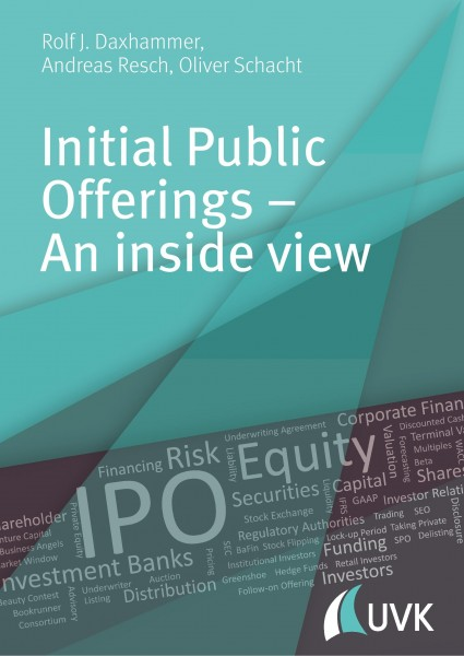 Initial Public Offerings - An inside view