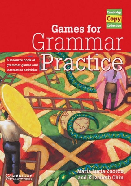 Games for Grammar Practice: Elementary to advanced