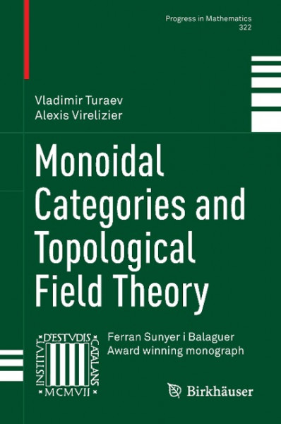 Monoidal Categories and Topological Field Theory