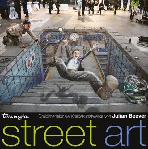 Street Art - Beever, Julian
