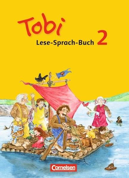 Tobi Lese-Sprach-Buch 2. Schuljahr. Schülerbuch Sprache und Lesen