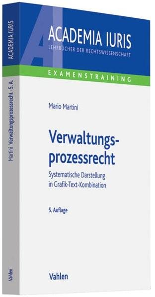Verwaltungsprozessrecht: Systematische Darstellung in Grafik-Text-Kombination (Academia Iuris - Exam