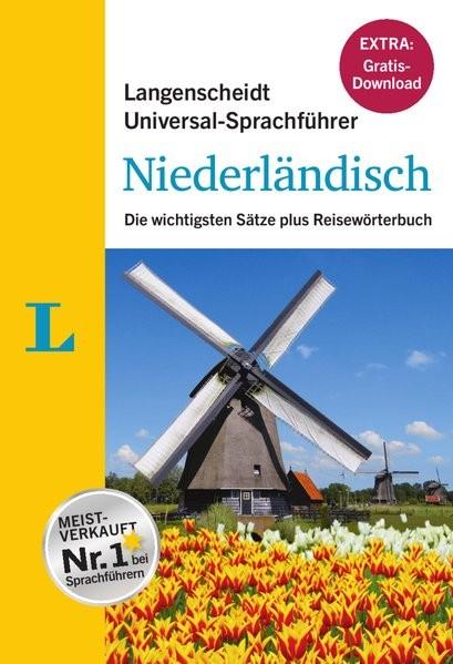 """Langenscheidt Universal-Sprachführer Niederländisch - Buch inklusive E-Book zum Thema """"Essen & Trink"""