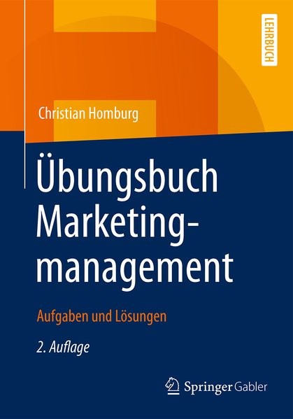 Übungsbuch Marketingmanagement