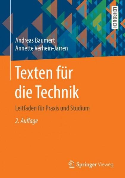 Texten für die Technik