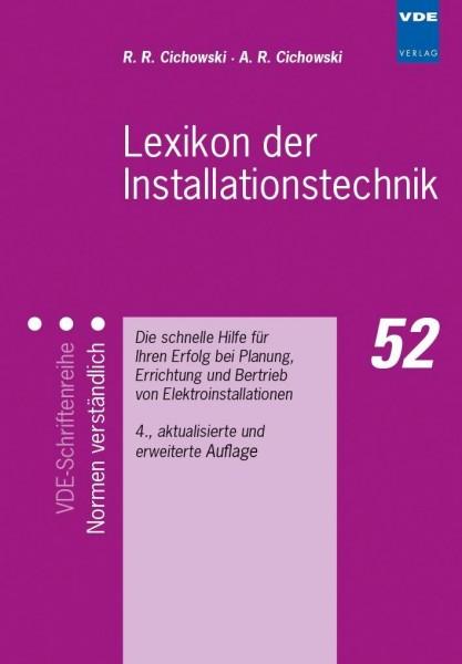 Lexikon der Installationstechnik