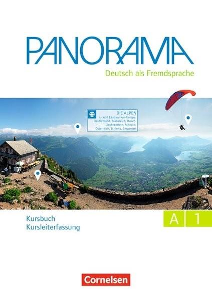 Panorama A1: Gesamtband - Kursbuch - Kursleiterfassung