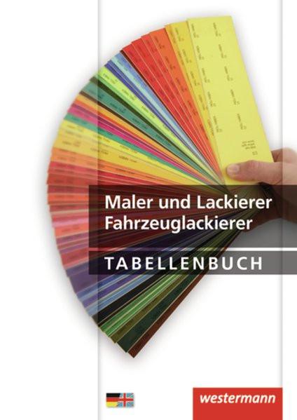 Maler und Lackierer, Fahrzeuglackierer Tabellenbuch