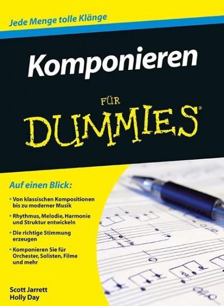 Komponieren f?r Dummies - Jarrett, Scott