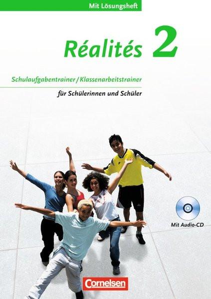 Réalités - Aktuelle Ausgabe: Band 2 - Schulaufgaben-, Klassenarbeitstrainer: Arbeitsheft mit eingele