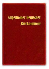 Allgemeiner Deutscher Bierkomment