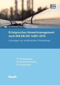 Erfolgreiches Umweltmanagement nach DIN EN ISO 14001:2015
