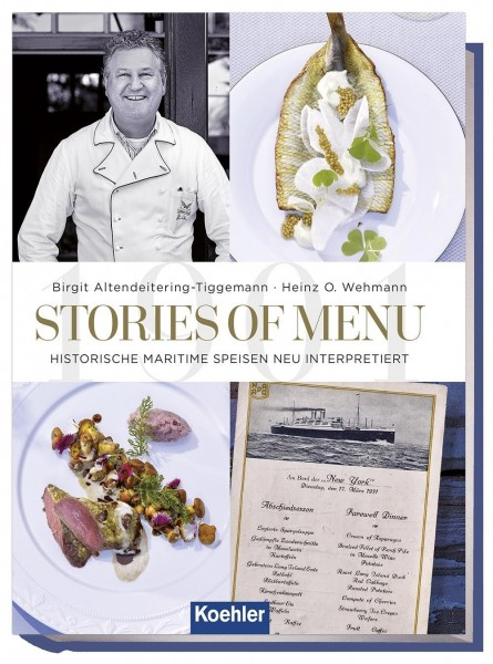 Stories of menu
