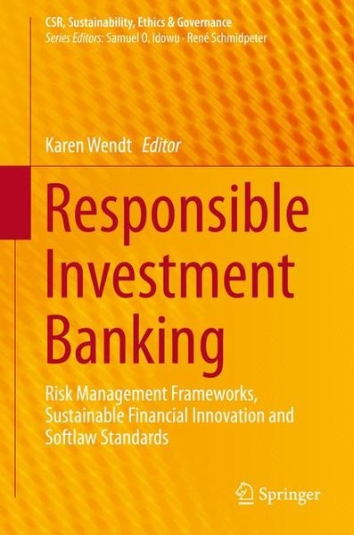 Responsible Investment Banking